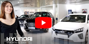 Video Totem Tactile Hyundai