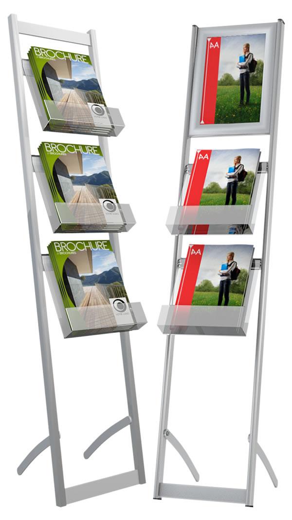 Occasion pr sentoir publicitaire porte brochures pb600 for Stand parapluie occasion