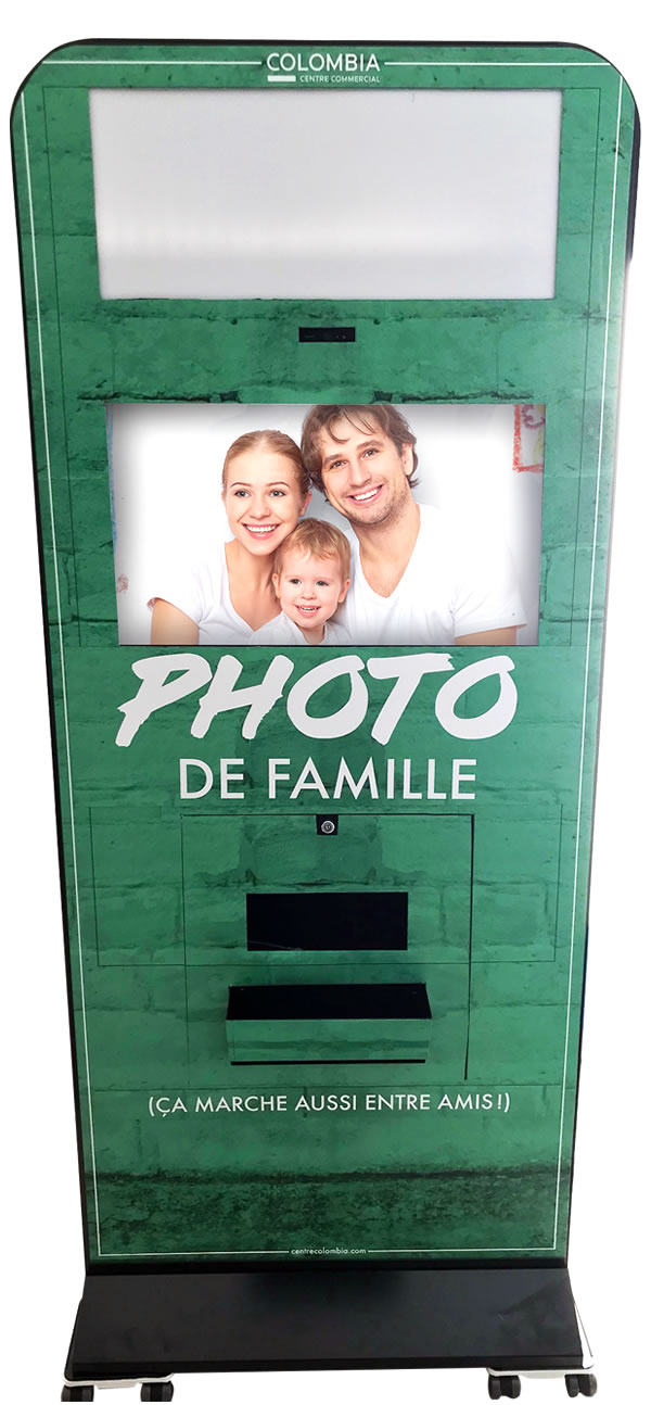 "BORNE PHOTO BOX TACTILE 22"" V3"