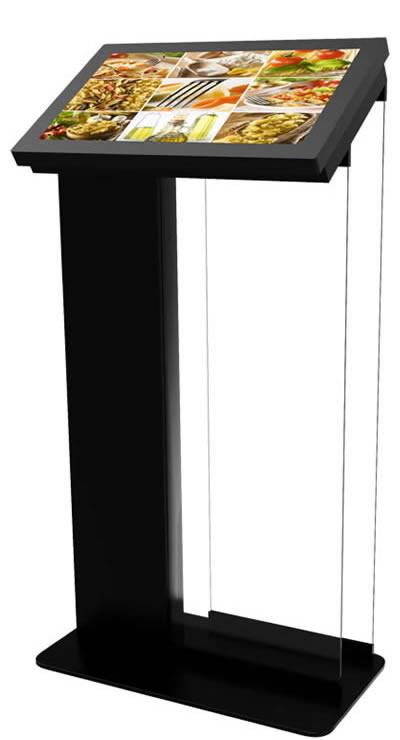 Pupitre tactile 27 pouces missouri prix d tails produit for Borne tactile exterieur
