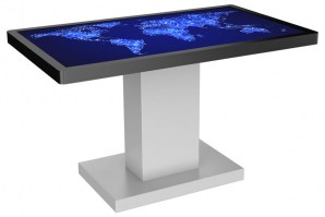 Table tactile 70 pouces multitouch Hybrid