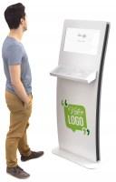 Borne internet Kiosk Rio 27 pouces