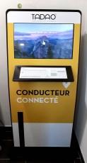 Kiosk PMR 27 pouces