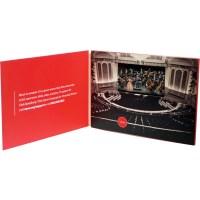 Brochure digitale 2,4 pouces videobook