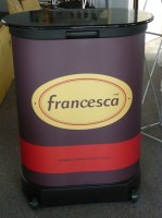 Trolley transport Francesca