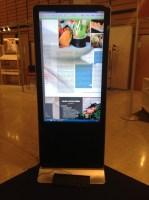 Totem multi-touch 55 pouces Sublimity