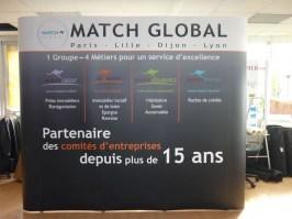 Stand parapluie Match Global