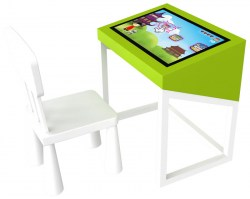 Table tactile enfant