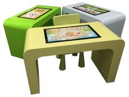 Table tactile enfant 23 pouces Hubbard