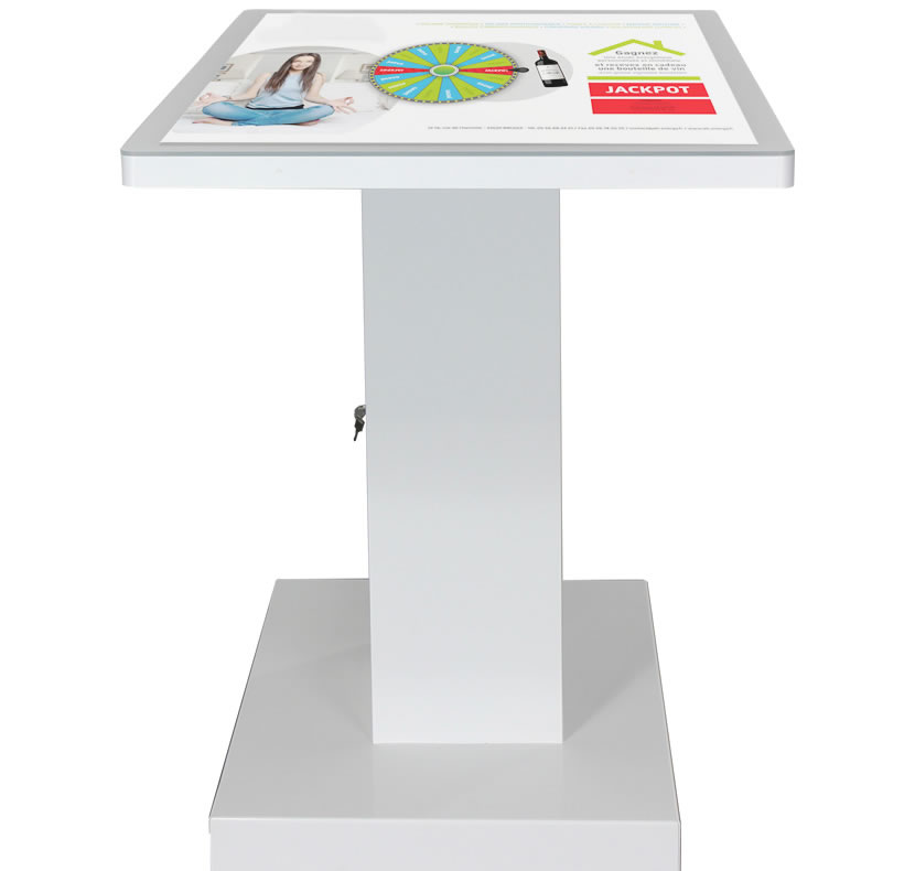 """TABLE TACTILE 55"""" HYBRID"""