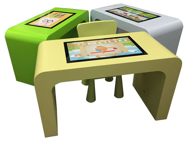 TABLE TACTILE HUBBARD KID 23 POUCES